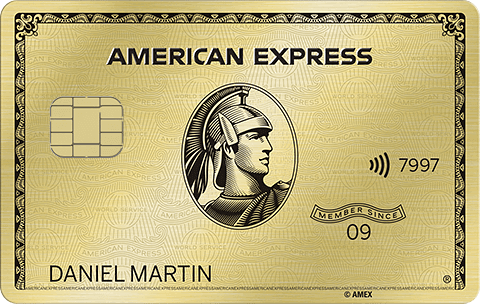 The Gold Card® AmericanExpress