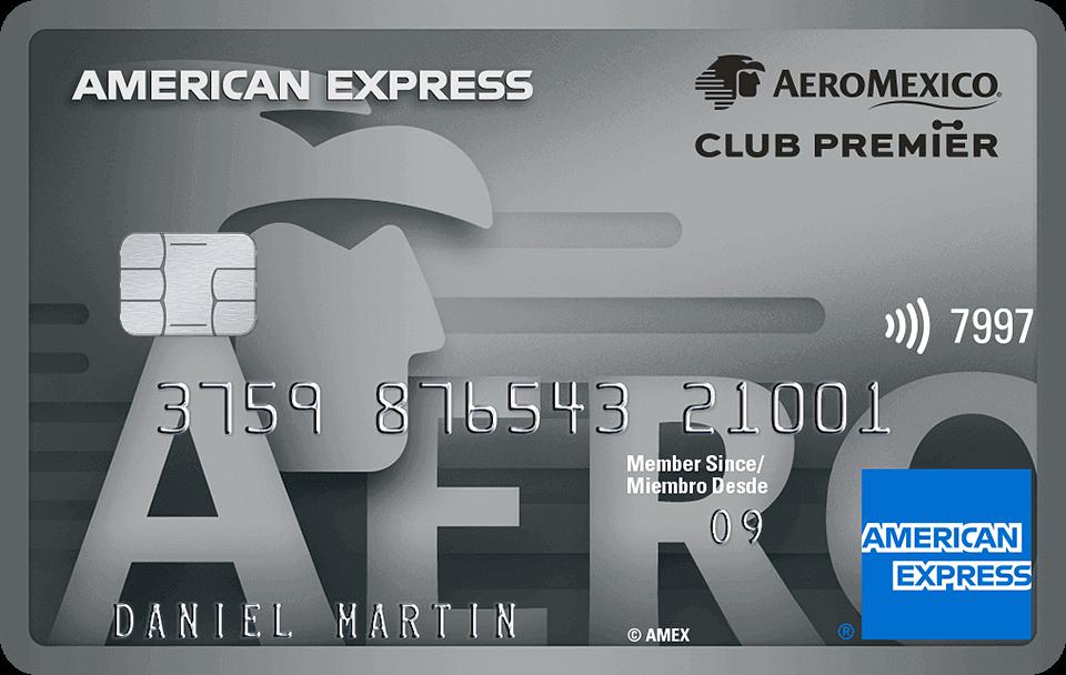 The Platinum Card AmericanExpress® Aeroméxico