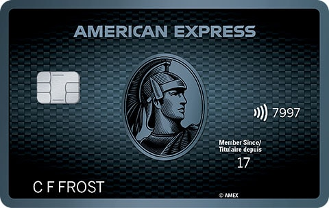 Carte Cobalt<sup>MC</sup> American&nbsp;Express