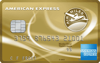Carte de crédit AIR&nbsp;MILES<sup>md*</sup> American&nbsp;Express<sup>MD</sup>