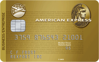 American Express AIR MILES Business Card