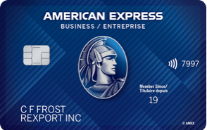 Business Edge Card review