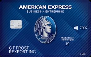 Carte entreprise Edgeᴹᴰ American Express