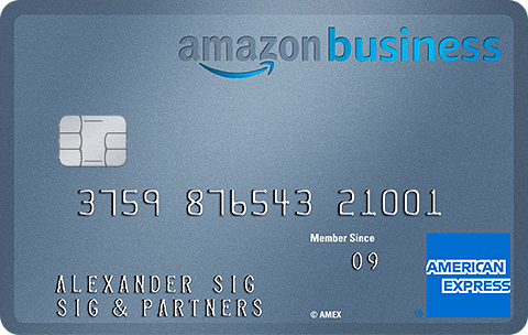 Amazon Business American Express® Card