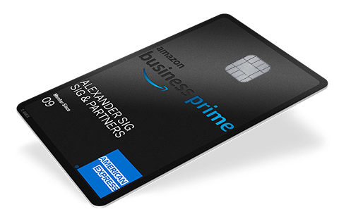 Amazon Business Prime American Express® Card