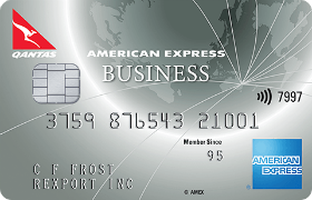 Qantas American Express Business Credit Card