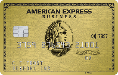 The American Express® Gold Business Charge Card