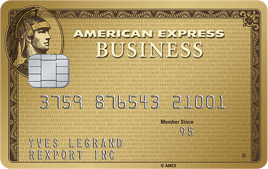 Carte Business Gold American Express