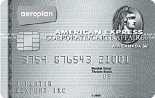 American Express AeroplanPlus Corporate Platinum Card