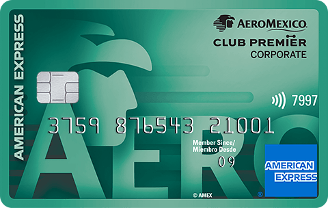 American Express Corporate Card Aeroméxico