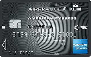 Carte American Express Flying Blue Xp.Flying Blue Platinum Card American Express Nederland