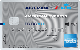 Flying Blue Silver Card American Express Nederland