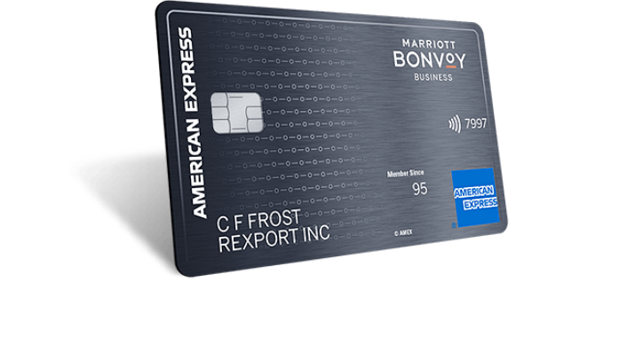 Marriott Bonvoy Business&#8482 American Express&#174 Card