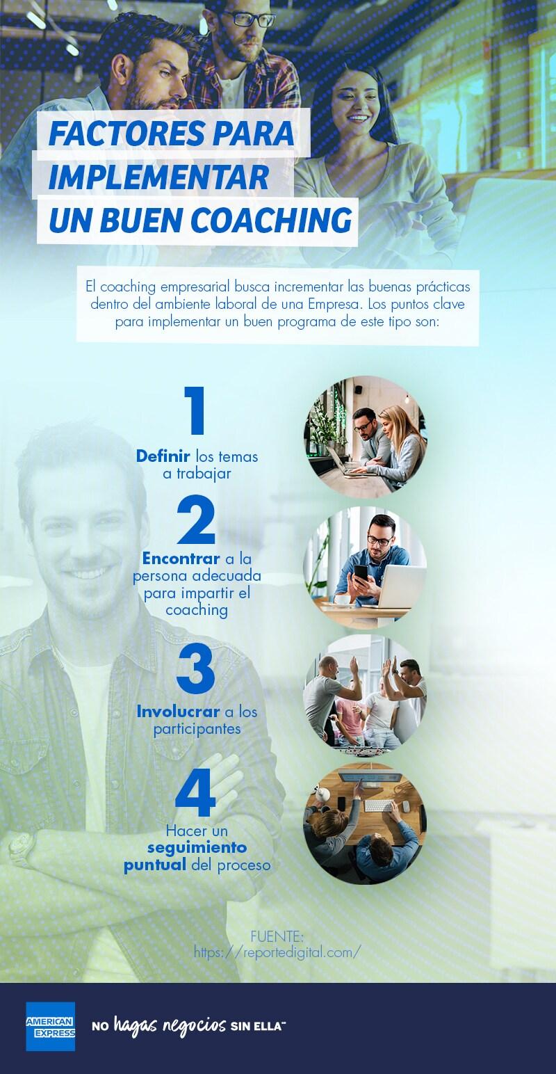 ¿Cómo implementar el coaching empresarial?