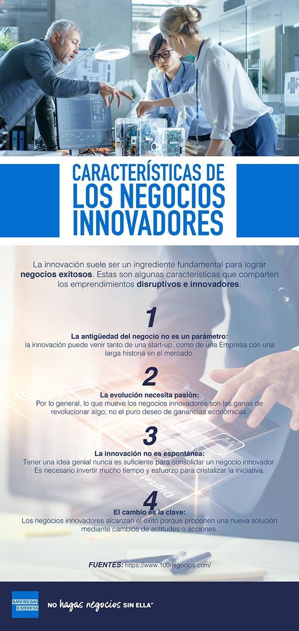 Cómo crear negocios exitosos e innovadores