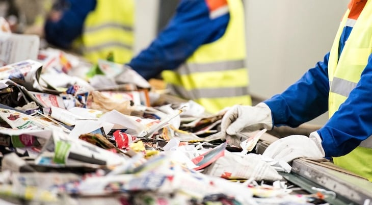 How a Waste and Recycling Company Uses Technology to Reduce Waste