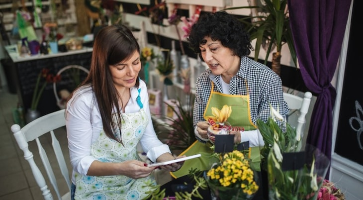 5 Tips for Running a Family Business With Mom