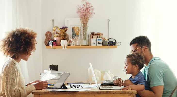 5 Ways to Stay Productive While Working From Home With Kids