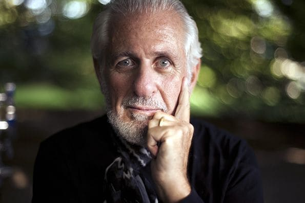 Richard Saul Wurman - photograph by Danny Stolzman