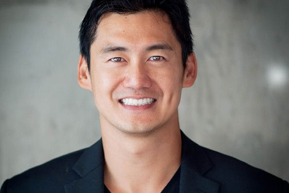 Huan Ho, co-founder and CEO of Rallyteam