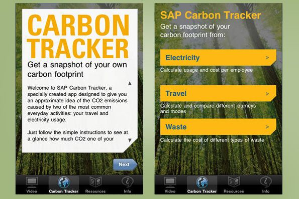 CarbonTrack