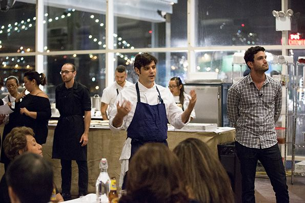 When Bordainick and his partners  -- Ravi Prakash, Bryson Aust, Fransicso Robert, and Zach Kupperman – first started the company, they set up a commissary kitchen in a ground floor apartment in New Orleans,