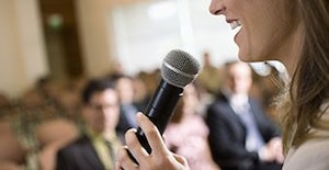 How to Generate Sales Leads Through a Speaking Engagement