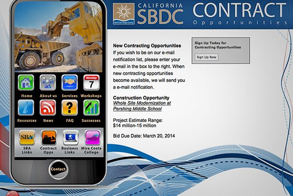 San Diego's Small Business Development Center *SBDC
