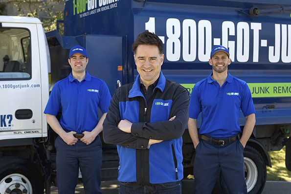 Building an Empire: Brian Scudamore of 1-800-GOT-JUNK