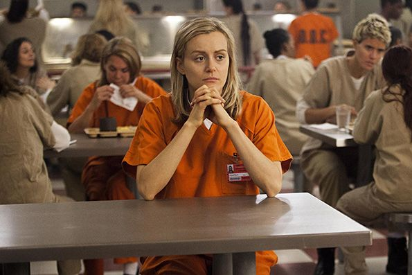 Orange is the New Black -  Piper Chapman