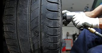 Local Tire Dealers Hope Partnership Will Help Them Gain Traction