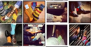 How Crazy Socks Became the Key to Social Media Stardom