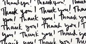 Why Giving Thanks Could Be Your Most Cost-Effective Business Strategy