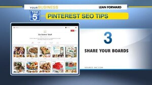 5 Ways Pinterest Can Help With Your SEO