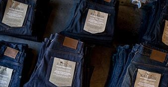 Victor Lytvinenko of Raleigh Denim: Bringing Custom Jeans to the Masses