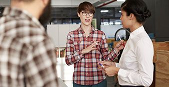 Getting Your Employees to Speak Your Culture's Language