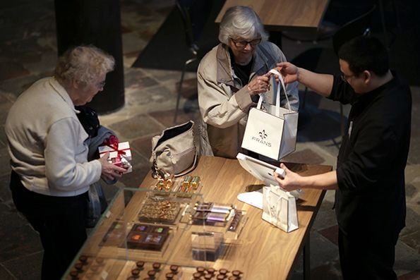 Fran's Chocolates - Seattle, Washington - AMEX
