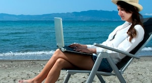 Rethinking Remote: Working From Paradise