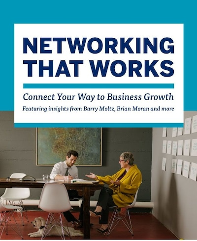 Want to get more out of networking opportunities?