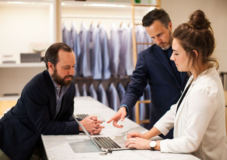 Ledbury founders Paul Trible and Paul Watson on American Express OPEN Forum