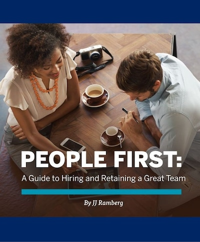 A business is only as strong as its people. So what does it take to find—and retain—the best employees?
