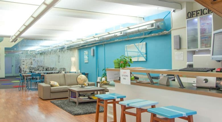Sandbox Suites co-working space in San Francisco on America Express OPEN Forum