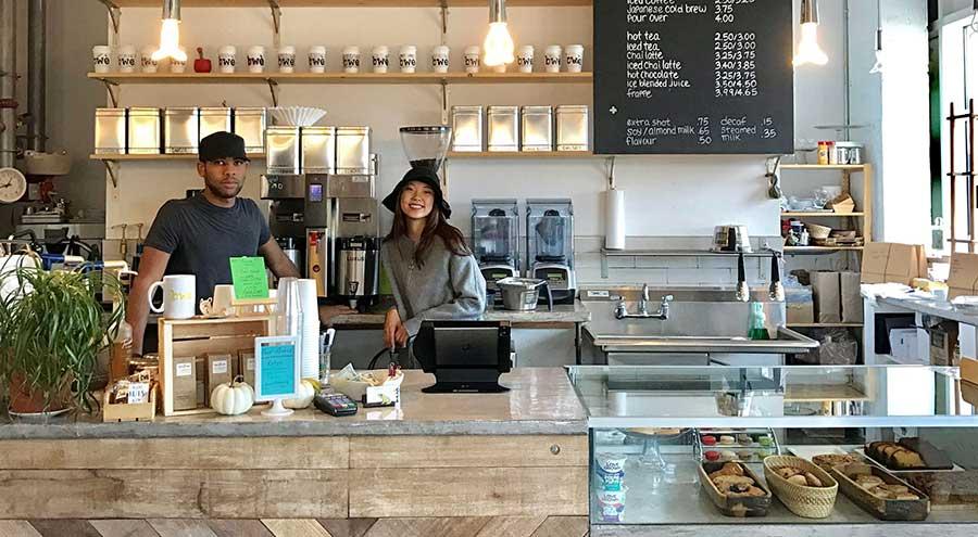 Coffee shop Bwe Kafe in Jersey City on OPEN Forum