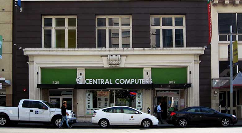 San Francisco's Central Computers on OPEN Forum