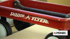 The CEO of Radio Flyer Talks About Maintaining Brand Identity