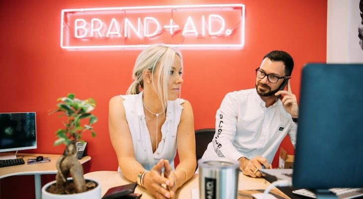 Building a Better Brand: How Marketing Firm Brand Aid Tells a Story