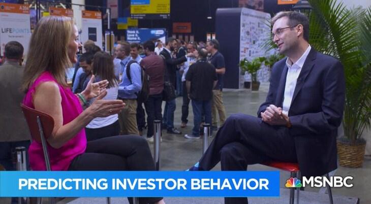 Learning How To Predict Investor Behavior