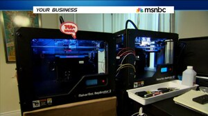3D Revolution: The Future of Small Business Manufacturing?