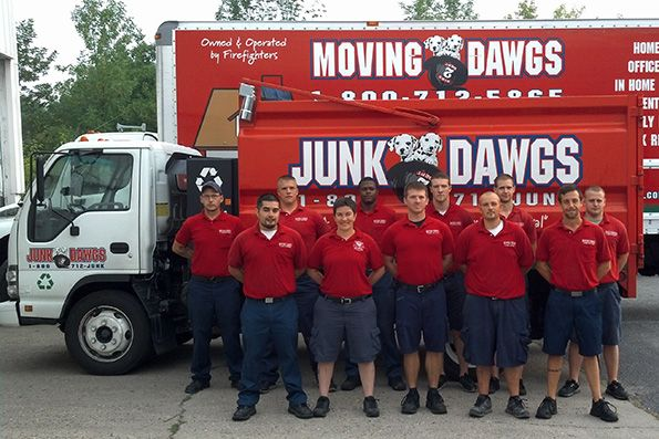 Junk Dawgs and Moving Dawgs