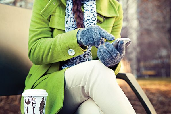 Emitips can turn any pair of gloves into touch-screen friendly gloves